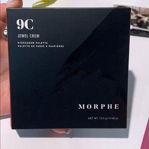 Morphe 9C Jewel Crew Palette